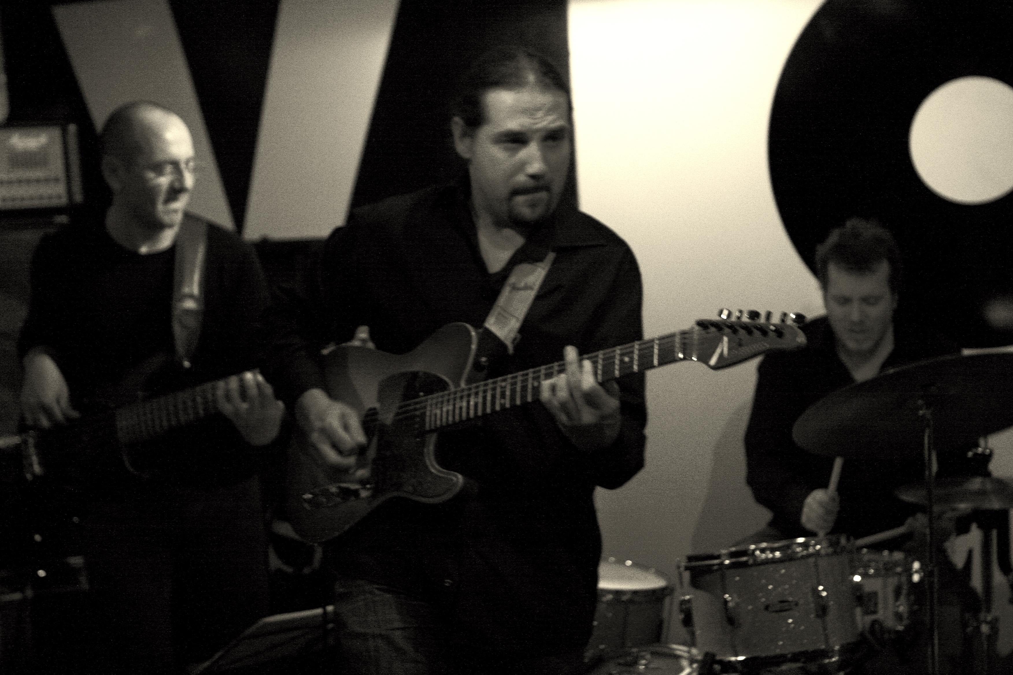 14.11.2007 Julien Revilloud Trio, V.O., Lausanne