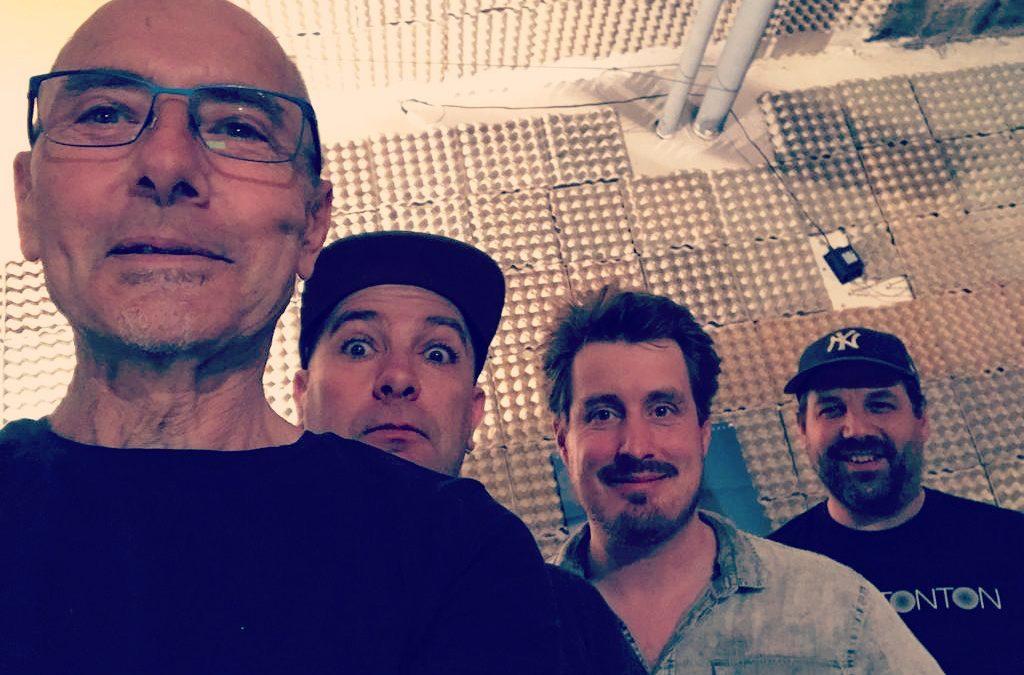 JP Schaller Enigma Quartet avec Julien Revilloud